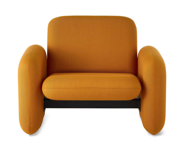 ray wilkes chiclet chair