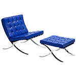 childs barcelona chair - Ludwig Mies Van Der Rohe - Knoll