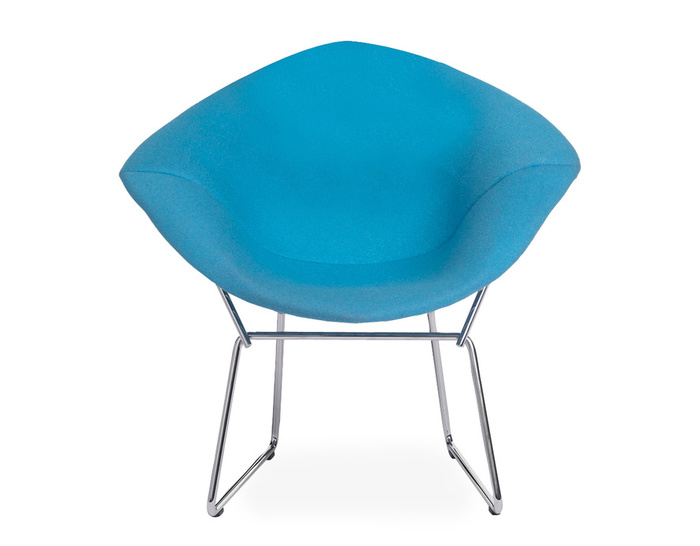 Charmant Childu0027s Diamond Chair With Full Cover. By Harry Bertoia, From Knoll
