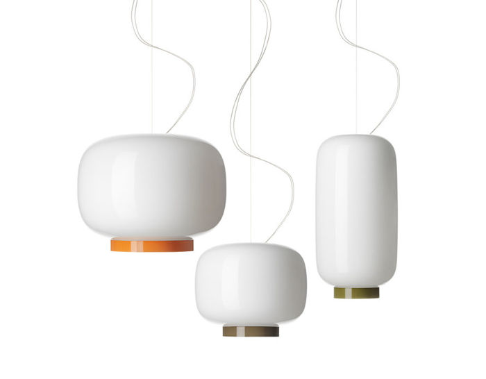 chouchin reverse suspension lamp