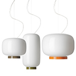 chouchin reverse suspension lamp - Ionna Vautrin - foscarini