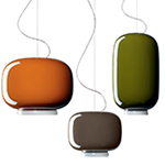 chouchin suspension lamp - Ionna Vautrin - foscarini