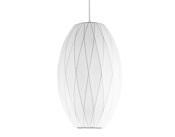 nelson™ bubble lamp crisscross cigar