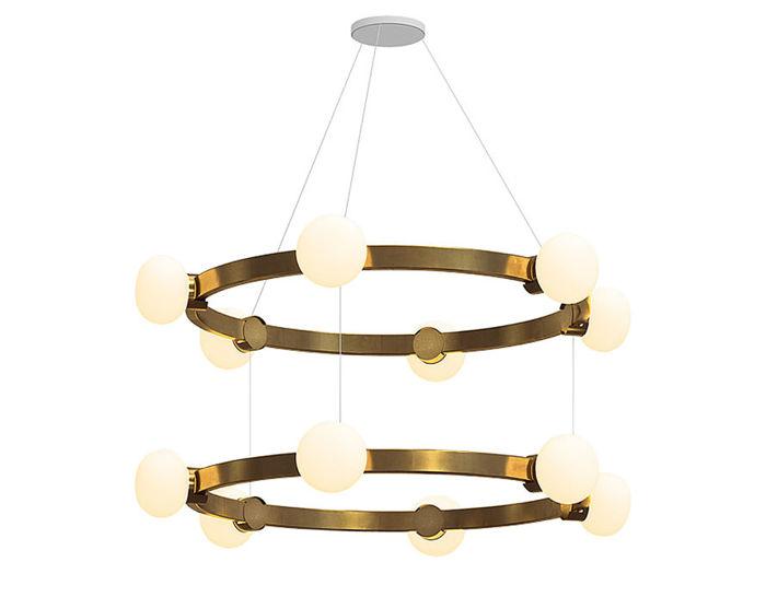 cinema chandelier model c44-66
