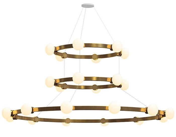cinema chandelier model c448-6612
