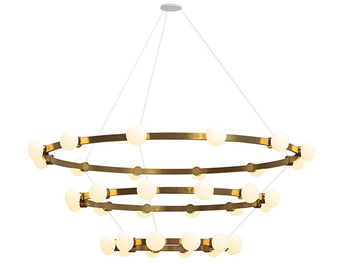 cinema chandelier model c864-121212
