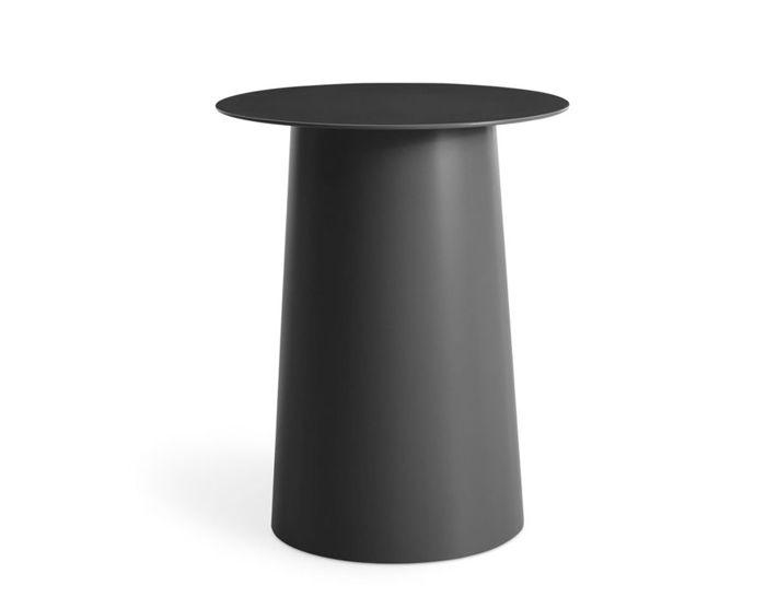circula tall side table