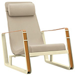 prouve cite lounge chair - Jean Prouvé - vitra.