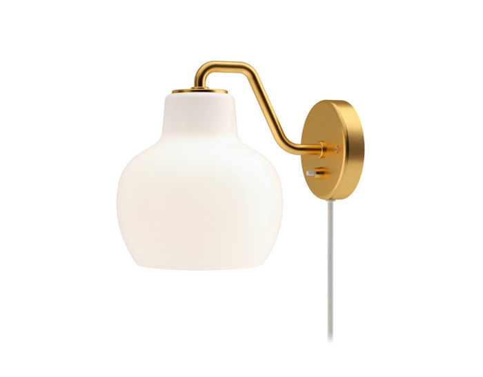 vl ring crown single wall lamp