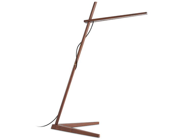 clamp led floor lamp