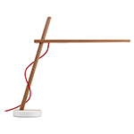 clamp led freestanding table lamp  -