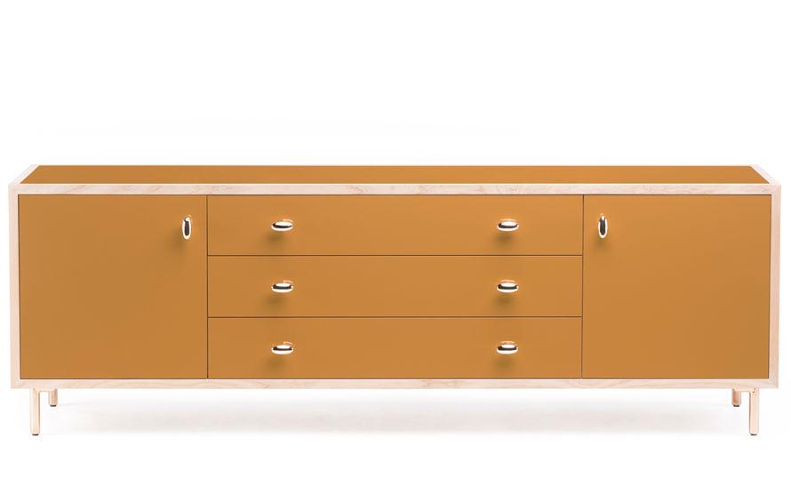 classon 2 door 3 drawer sideboard 052j
