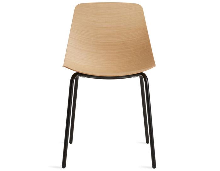 clean cut dining chair