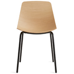 clean cut dining chair  - blu dot