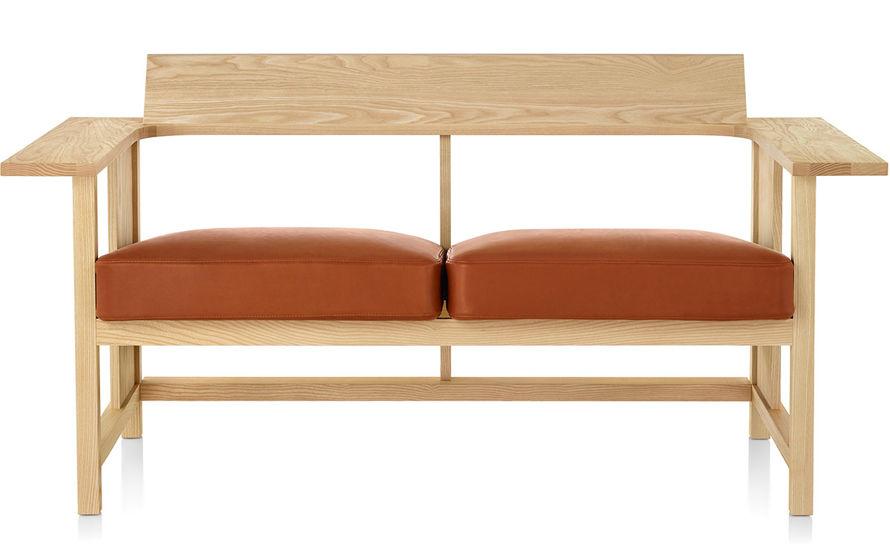 Mattiazzi Clerici Two Seat Bench - hivemodern.com