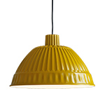 cloche suspension lamp  - Fontana Arte