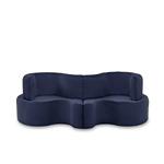 panton cloverleaf 2 unit sofa  -