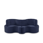 cloverleaf 2 unit sofa - Verner Panton - VerPan