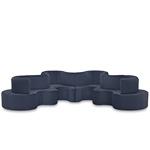 cloverleaf 4 unit sofa - Verner Panton - VerPan