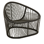 club outdoor lounge chair  -