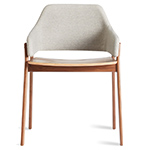 clutch dining chair  - blu dot