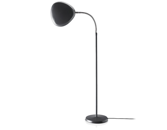 greta grossman cobra floor lamp