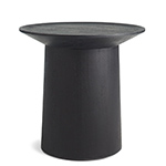 coco tall side table  - blu dot