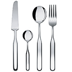 collo alto cutlery set  - Alessi