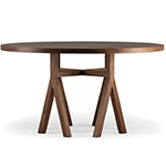 commune dining table 773 - Neri&Hu - de la espada