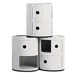 componibili storage module - A.c. Ferrieri - Kartell
