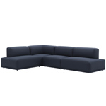 connect open sectional sofa  -