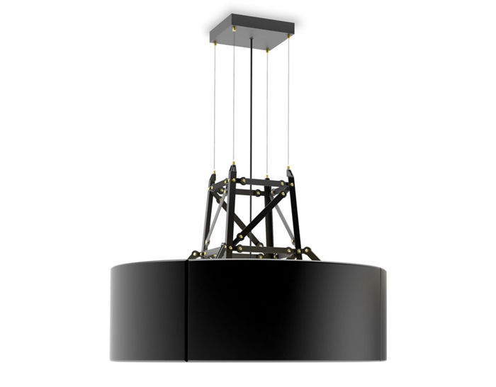construction suspension lamp