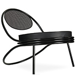 copacabana lounge chair  - gubi
