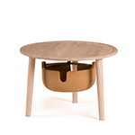 453s companions low bedside table  - de la espada