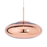 copper wide pendant lamp - Tom Dixon - tom dixon