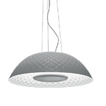 cosmic rotation suspension lamp - Ross Lovegrove - Artemide