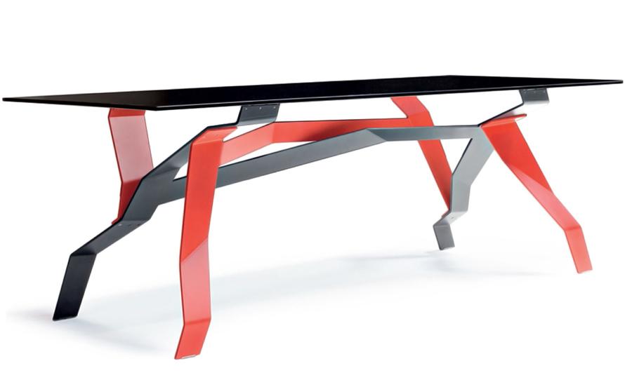 countach table