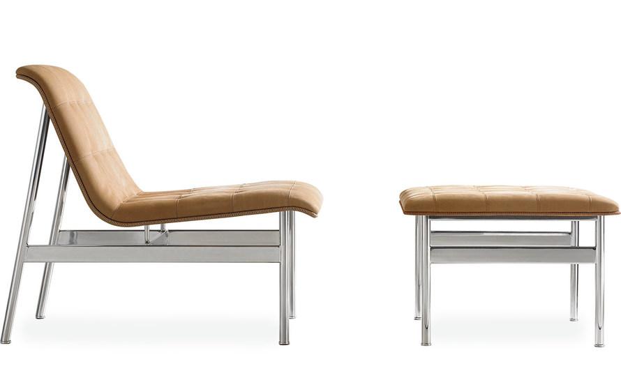 cp1 lounge chair & ottoman