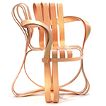 cross check chair - Frank Gehry - Knoll
