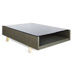 cub coffee table  - blu dot