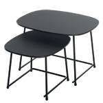 cup nesting tables - Konstantin Grcic - Bernhardt Design + Plank