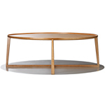 curio coffee table  - Bernhardt Design