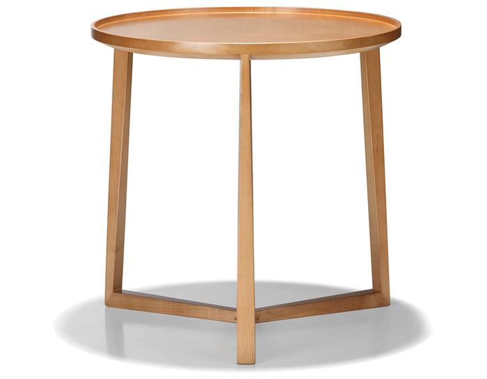 curio side table