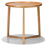 curio side table