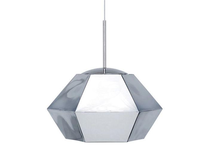 cut short suspension lamp