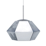cut short suspension lamp  -