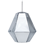 cut tall suspension lamp  -
