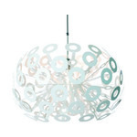 dandelion hanging lamp  -