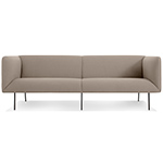 dandy 86inch sofa  - blu dot