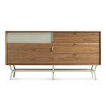 dang 1 door / 3 drawer console  -